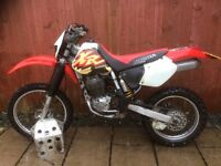 CONVERTIBLE WANTED SWAP/PARTEX XR400R