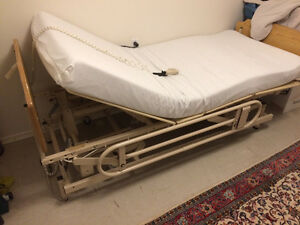 Full Electric Hospital Bed for Home London Ontario image 2
