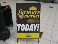 VENDORS WANTED - THE THUNDER BAY FARMERS' MARKET in VICTORIAVILL