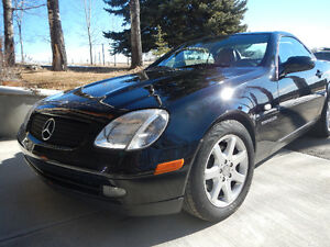 1999 Mercedes-Benz SLK-Class Kompressor Coupe (2 door)