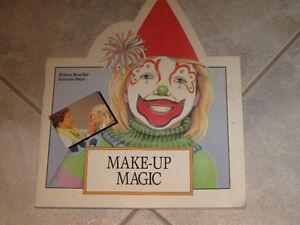 "FUN ""MAKE-UP MAGIC"" BOOK...GREAT IDEAS!"