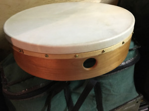 Tunable Tar (North African Frame Drum) by Cooperman