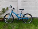 "B-Twin 20"" girls bike"
