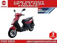 SYMPLY 50 LEARNER LEGAL SCOOTER - 3 YEAR WARRANTY