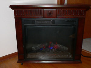 TWIN-STAR INT'L ELECTRIC FIREPLACE