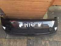 Ford Fiesta Front Bumper (2005)