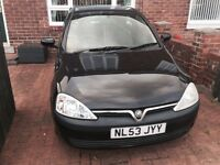 QUICK SALE £ 400 CORSA ACTIVE 1LITRE