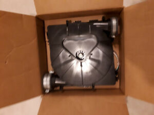 Carrier inducer motor assembly 320725-759