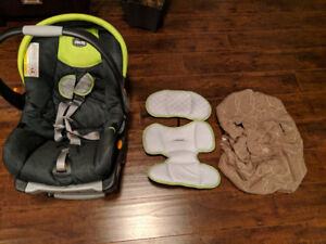 Chicco Keyfit 30 Car Seat