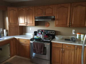 Kitchen cabinets -cupboards
