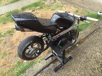 Mini moto 49cc