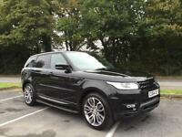 Land Rover Range Rover Sport 3.0SD V6 hse dynamic Auto finance available