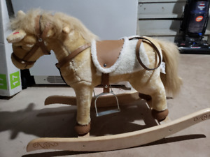 Rocking Horse / Pony with realistic sound