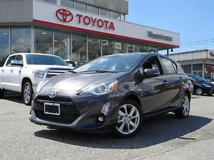 Toyota Prius C Technology Package 2016