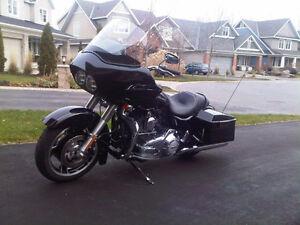 2011 Harley Davidson Road Glide Custom