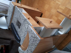Table professionel pour poses d'ongles