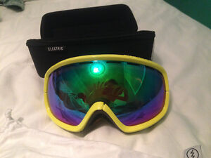 NEW Electric EG2.5 Green/Yellow Goggles Kitchener / Waterloo Kitchener Area image 1
