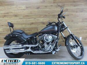 2013 Harley-Davidson Softail BLACKLINE FXS 65,23/SEM