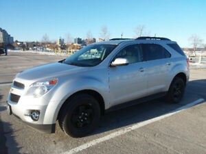 2014 CHEVROLET EQUINOX LT AWD - Low Kms - Rear View Camera
