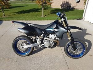 2013 DRZ 400sm Lots of extras $5200 OBO
