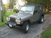 2004 Jeep Wrangler Other