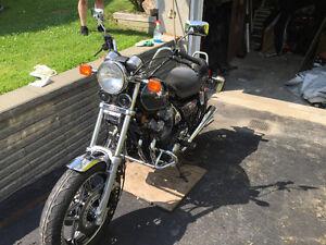 Honda CB1000 Custom 1983