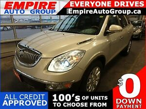 2011 BUICK ENCLAVE CXL1 * AWD * LEATHER * HEATED SEATS * 7 PASS