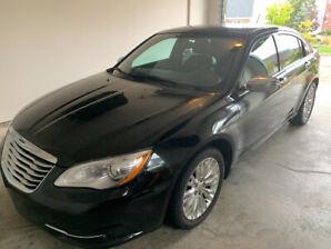 Chrysler 200 Limited 2014 cuir intérieur