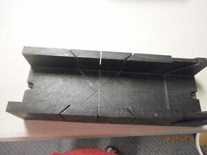2 boites a onglet - 2 miter boxes Gatineau Ottawa / Gatineau Area image 4