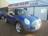 2006 06 MINI HATCH ONE 1.6 ONE 3D AUTO 89 BHP
