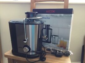 AICOK Juice Extractor. Model GS-336.