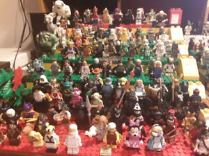 Lego minifigs and sets at the forum tomorrow september 23rd