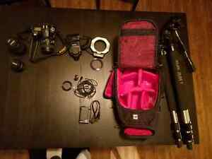 Nikon D90 DSLR Camera & Accessories