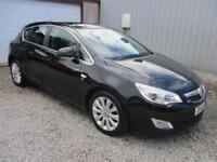 2010 Vauxhall Astra 1.6i 16V SE 5dr petrol, hatchback, low mileage 5 door Hat...