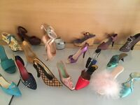 Miniature Shoes collection