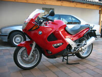 bMW k1200RS 1998 + sacoches