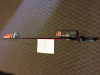 READY 2 FISH Fishing Rod Comes with Multi Hooks  **Brand New**