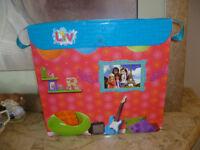 "Liv Doll (12"") Play House - Folding Cardboard"