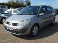 RENAULT GRAND SCENIC 1.6 VVT DYNAMIQUE 7ST, 74,000 MILES ONLY