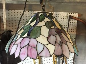Beautiful Vintage Tiffany Like Light