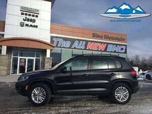 2016 Volkswagen Tiguan   ACCIDENT FREE, 4MOTION, BLUETOOTH, MP3/