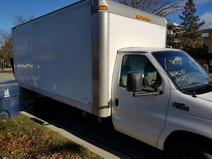 2006 Ford E 450 WORK/MOVING TRUCK