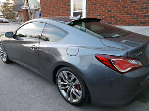 GENESIS COUPE GT