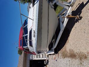 1989 CADORETTE HOLIDAY 200 READY FOR WATER