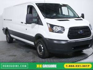 """2016 Ford TRANSIT T-350 148"""" Low Roof 9500 CARGO"""