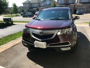 Oakville - Acura MDX Tech Package-7 Seater for Sale