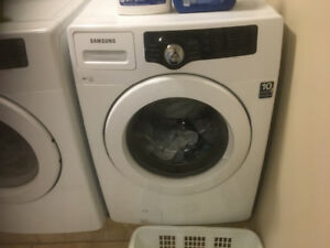Front loading washer... Peachland