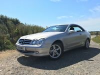 Mercedes Benz CLK 320 Avantgarde 2003