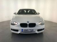 2015 BMW 116D EFFICIENT DYNAMICS BUSINESS DIESEL 1 OWNER FINANCE PX