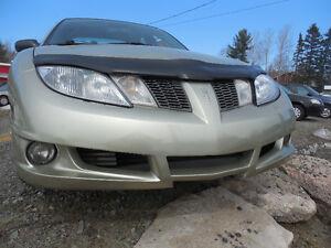 2003 Pontiac Sunfire seulement 43 000 Km Certifié Saguenay Saguenay-Lac-Saint-Jean image 2